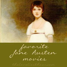 Jane Austen Movie Re