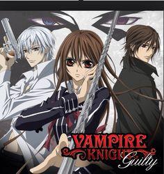 Vampire Knight Guilty