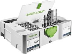 UK - NEW FESTOOL ACCESSORY 500875 SYS CENTROTEC 2015 Wood Set LIMITED EDITION