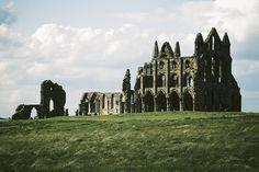 Whitby Abbey, Whitby England