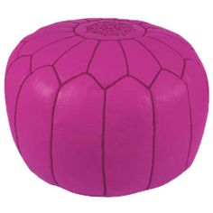 I pinned this Moroccan Pouf in Fuchsia from the Jewel Tones event at Joss and Main!Pinned by #conceptcandieinteriors #girly
