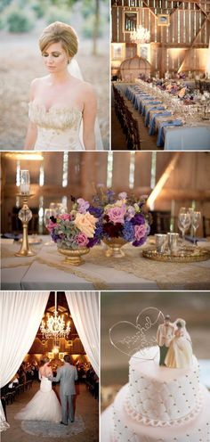 We are back with the dreamy, eating-every-bit-of-it-up second part of today's featured wedding photographed by Braedon Photography. And to say that Sonia Hopkins of XOXO Bride outdid herself with this rustic meets glam wedding is a total understatement. It is complete perfection right down to the Bride's tippy toes. The chandeliers, the romance, the holy […]