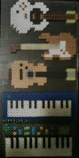 Bildresultat för music perler beads
