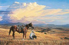 """Beautiful! """"Another Day Gone Forever"""" by Tim Cox Fine Art"""