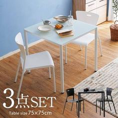 ダイニング3点セット - Google 検索 Dining Table, Google, Furniture, Home Decor, Decoration Home, Room Decor, Dinner Table, Home Furnishings, Dining Room Table