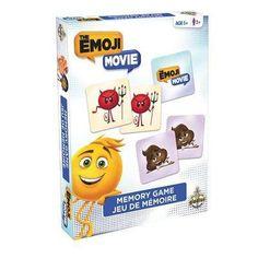 Jeu de mémoire The Emoji Movie