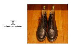 uniform experiment x Dr. Martens Boots