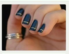 In the below youtube nail designstutorial for easy nail art for short nails for beginners or toenails as they have shown.
