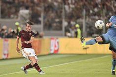 Alessandro Florenzi gol spettacolare partita Roma-Barcellona