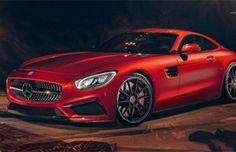 Mercedes Benz lanza nuevo deportivo: Todos los detalles y fotos del AMG GT | Autos