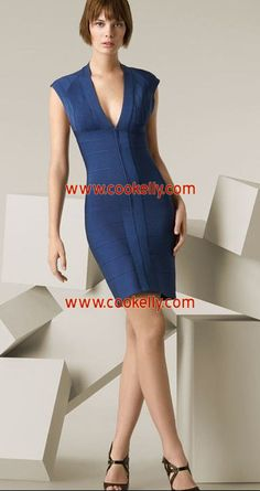 Cookelly Bandage Dress http://www.cookelly.com/cookelly-bandage-dress-333332.html