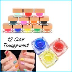 "<ul>	<li>Item Type:Nail Gel</li>	<li><span class=""brand"">Brand Name:</span>Brand New</li>	<li>Type:UV Gel</li>	<li>Quantity:12 colors</li>	<li>Ingredient: Gel</li>	<li>NET WT:8ml</li>	<li>Model Number:HH0533</li></ul>"