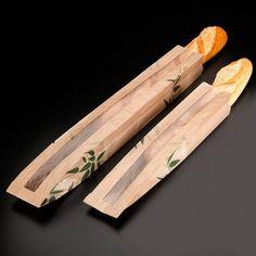 In túi giấy đựng bánh mì: giấy kraft, giấy Couche