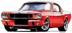 Ford Mustang | You Drive | Faro Car Hire | Algarve | Portugal | www.you-drive.cc