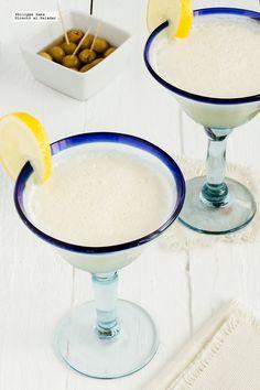 Cómo hacer el cóctel Margarita de piña. Receta con fotografías del paso a paso y…
