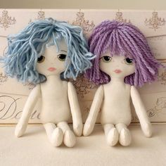 amelie and sybille by Gingermelon, via Flickr