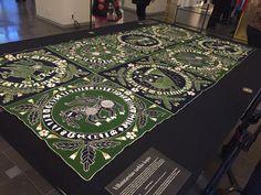 Masku villaintarsia   historical textiles