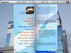 Brosur Tabungan Ziarah Bank NTT (inside page) I Inspirasi Media