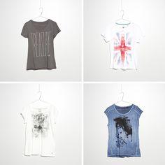 #jeansstore #fallwinter14 #fall #winter #autumn #autumnwinter14 #onlinestore #online #store #shopnow #shop #fashion #womencollection #women #tshirt #mustang #pepejeans #print #printtshirt