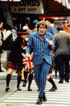 Austin Powers: International Man of Mystery - yeah baby, yeah! Lol the first film was definitely the best! Love Movie, I Movie, Movie Stars, George Clooney, Movies Showing, Movies And Tv Shows, International Man Of Mystery, Film Serie, Great Movies