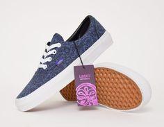 e24aec4f6eb31f  Vans Era Liberty Tonal Paisley Navy  sneakers Skate Shoes