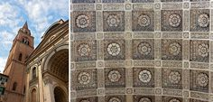 Mantova - Basilica di Sant'Andrea_Architecture Leon Battista Alberti
