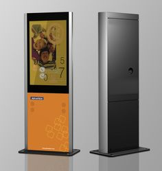 Advantech Digital Signage Interactive Station