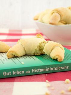 Histaminarme Joghurt-Hörnchen // danielas foodblog