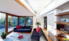 A Cedar-Clad Extension   Homebuilding & Renovating