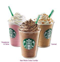 Starbucks Frappuccino!