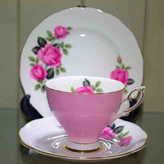 Royal Standard Pink trio