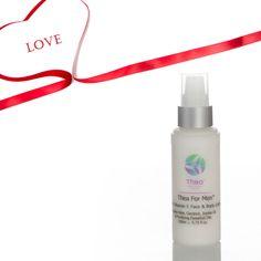Thea Skincare men's cedar & vitamin E face & body lotion. Men's grooming at it's best. http://www.theaskincare.com/Skincare-for-men