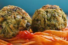 """Zucchini """"Meatballs'"""