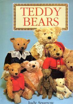 TEDDY BEARS DE JUDY SPARROW ED.PML