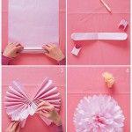 Hanging+Tissue+Pom+Poms