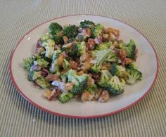 Recipe for Sweet Tomatoes Joan's Broccoli Madness Salad (Sweet Tomatoes). I finally got it!!