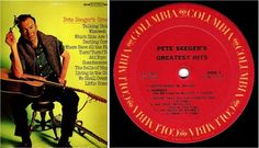 Seeger, Pete / Greatest Hits (1967) / Columbia PC-9416 (LP), $8.00