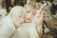 BAOZI and HANA(包子 & HANA) Jian Yi Cosplay Photo - WorldCosplay