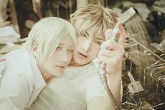 BAOZI and HANA(包子 & HANA) Jian Yi Cosplay Photo - WorldCosplay