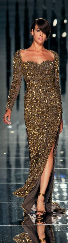 ✜ Abed Mahfouz - Couture - Fall-Winter 2011-2012