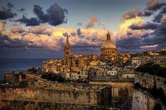 海外旅行世界遺産 ヴァレッタ市街 ヴァレッタ市街の絶景写真画像ランキング  マルタ