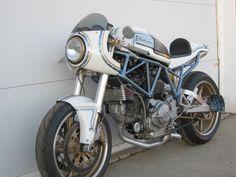 Ottonero Cafe Racer: SS CR
