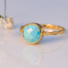 I love this natural looking ring <3