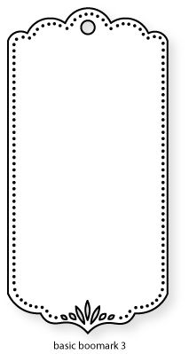 Papertrey Ink Basic Bookmark 3 Papertreyink More