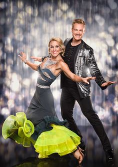 Natalie Lowe, Greg Rutherford