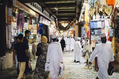 With its narrow alleyways and tiny shops, Muttrah Souq offers shoppers a taste…