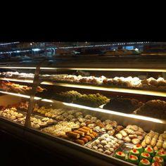 Pastries in Como
