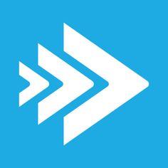 #NEW #iOS #APP Bitmovin Player - Bitmovin Logo Sign, Pictogram, Glyphs, Minimal Design, Ios App, Type, Logos, Projects, Minimalist Design