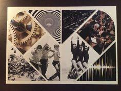 Own work: Collage dynamic-sound