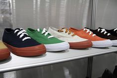 Keds, Mark McNairy Sneakers Autumn/Winter 2012